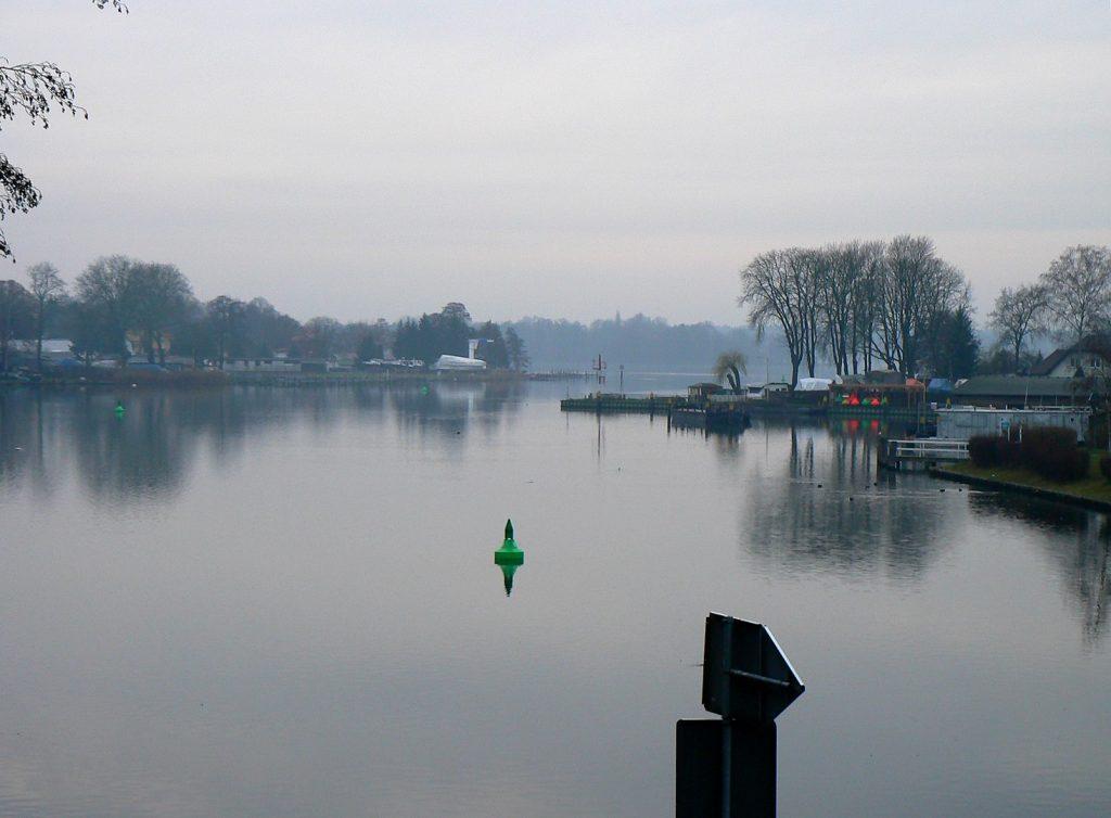Lago Dämeritzsee en Berlin