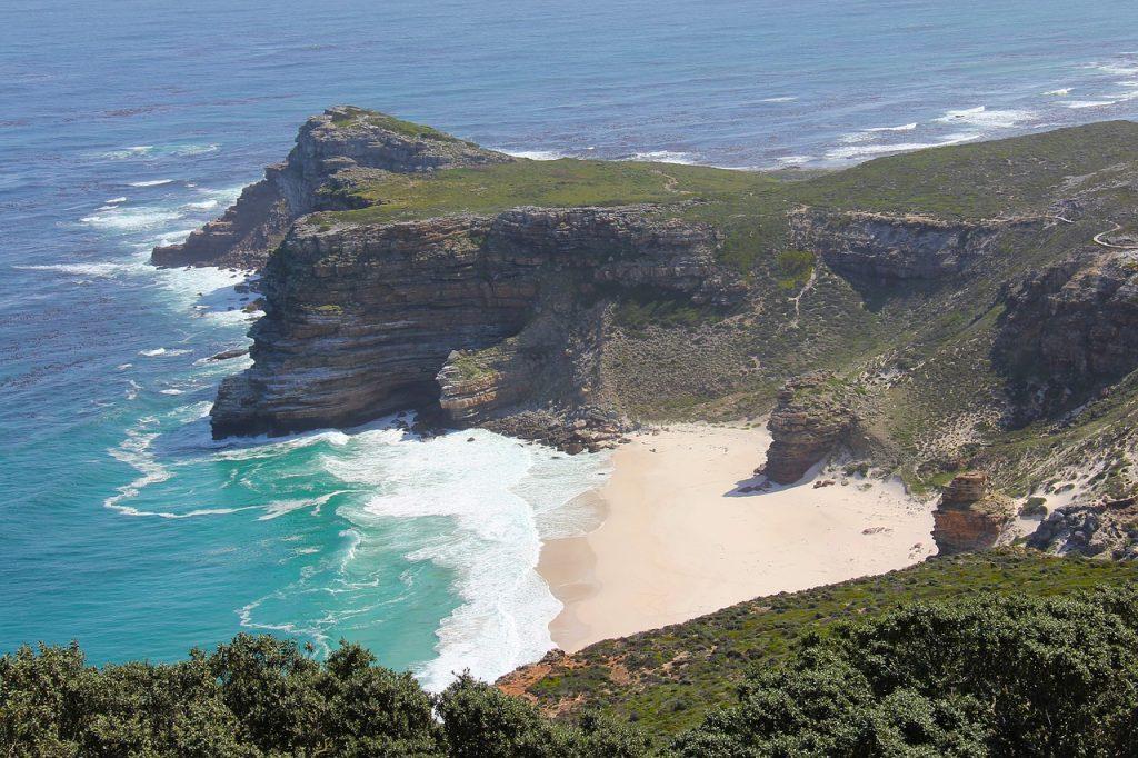 Cabo de Buena Esperamza en Sudáfrica