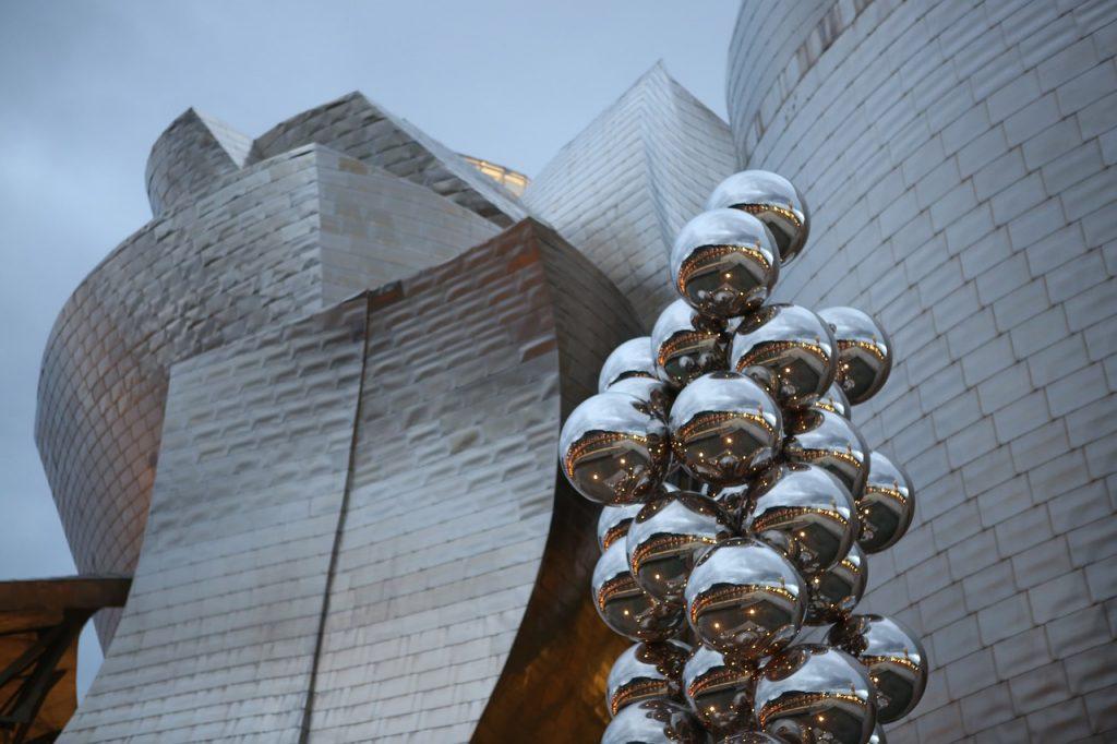Exterior del Guggenheim