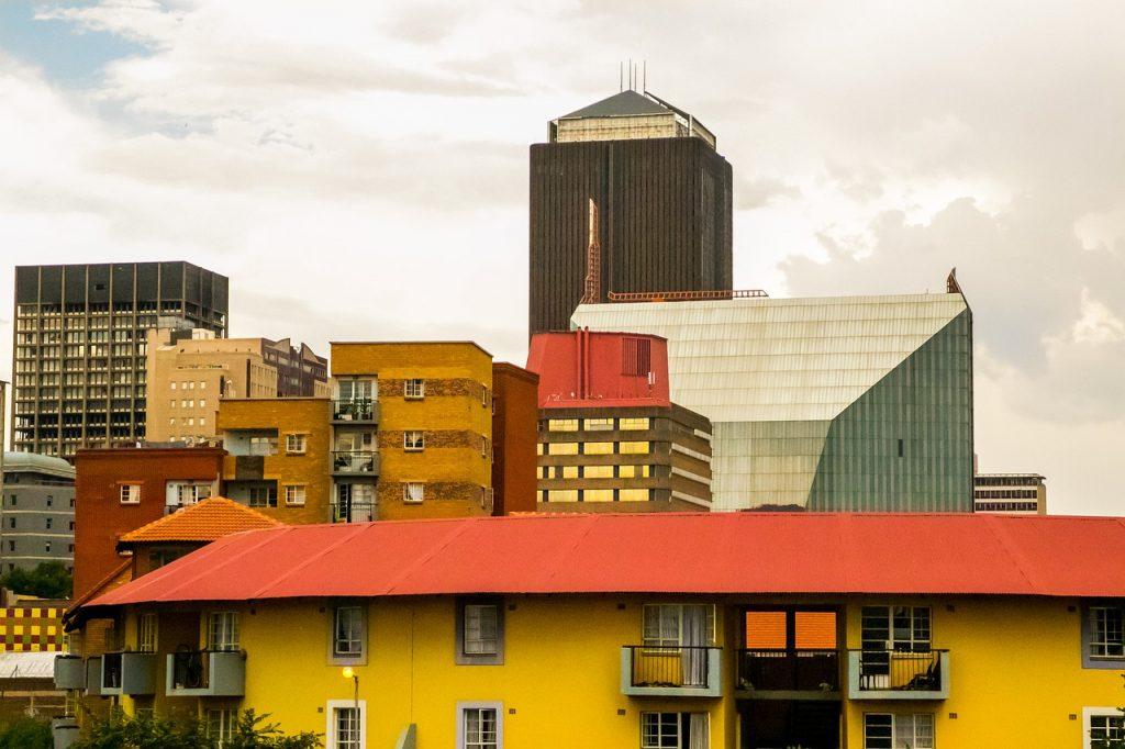 Johhansburgo, otra de las ciudades más conocidas de Sudáfrica