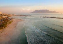 Las playas de Sudáfrica
