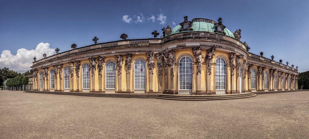 El palacio Sanssouci, excursión de 1 día desde Berlín