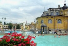 Spa en Budapest