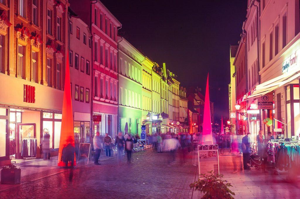 Berlín iluminado