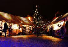 Mercado de Navidad en Riga
