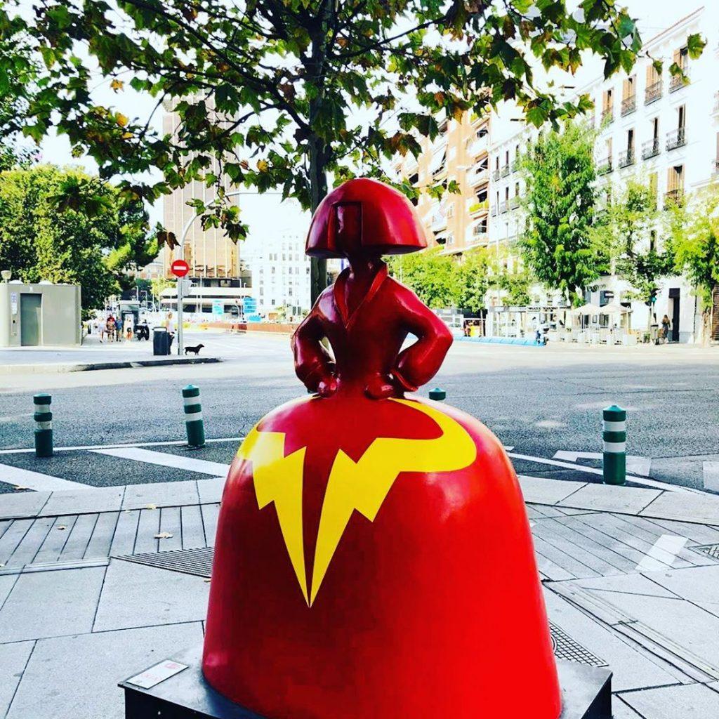 Ruta Meninas Madrid