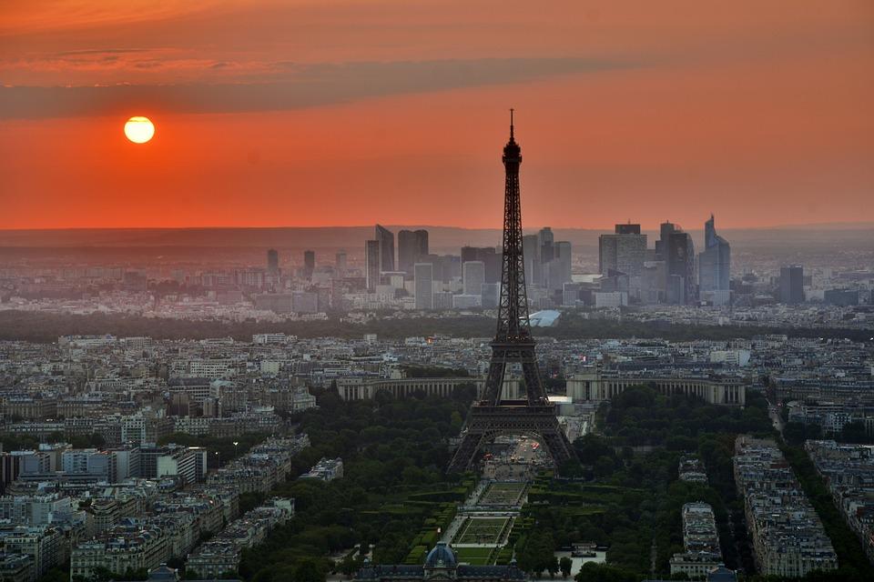 París despierta