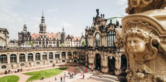 Palacio Zwinger de Dresde