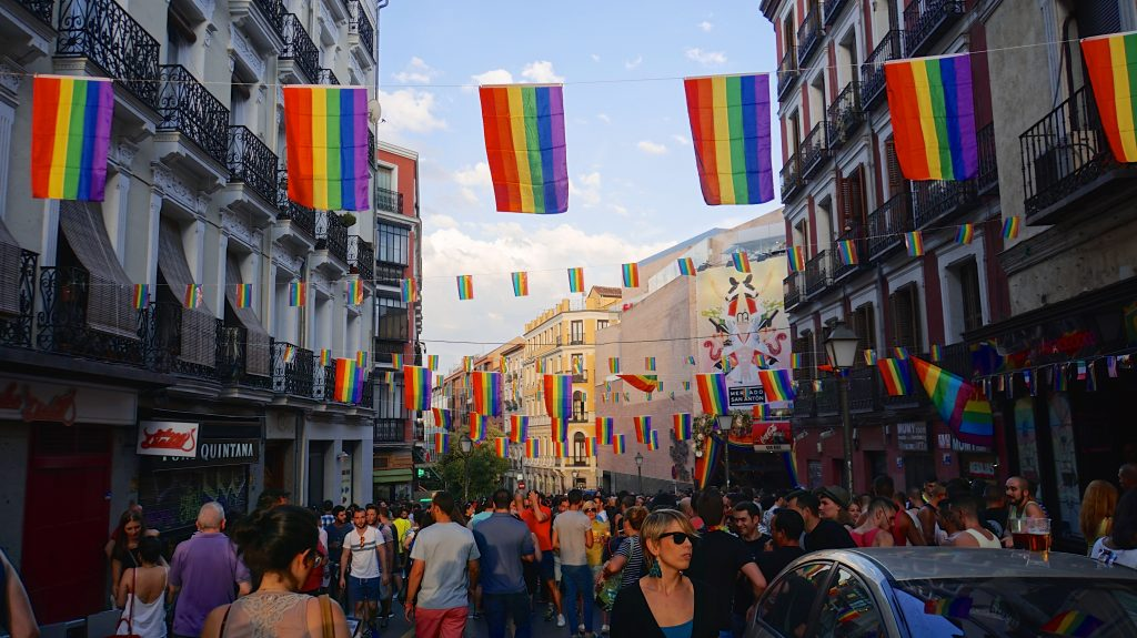 Ruta Alternativa Madrid