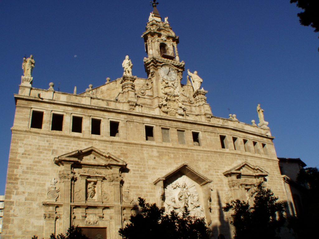 Iglesia de los Santos Juanes en Valencia