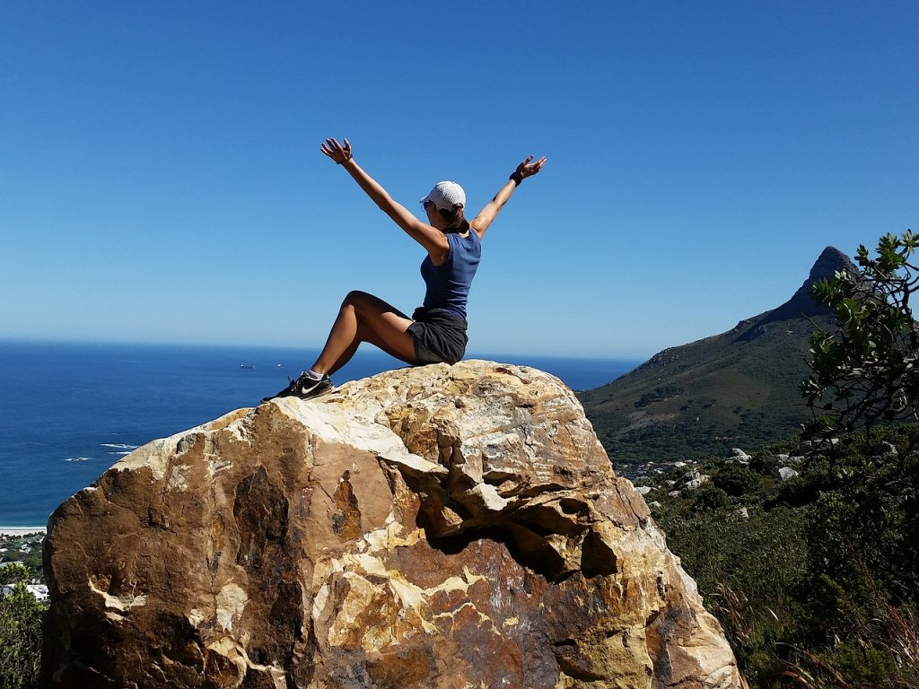 sudafrica y senderismo