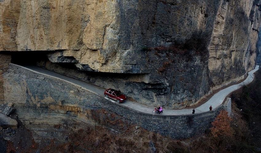 Once carreteras solo recomendadas para valientes - Descubrir