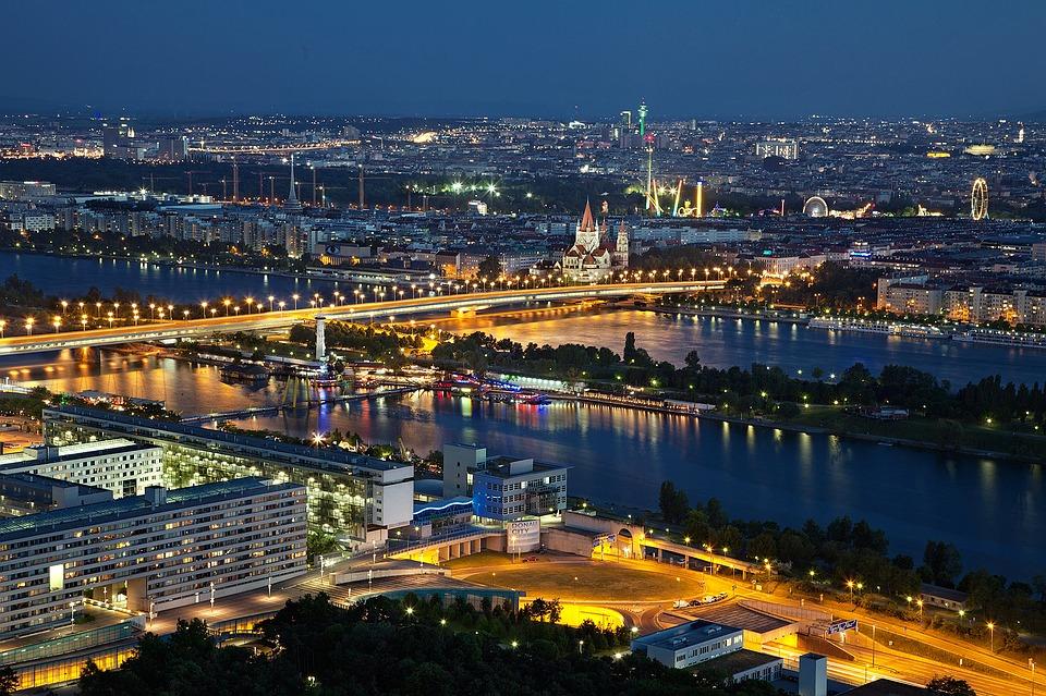 Viena por la noche