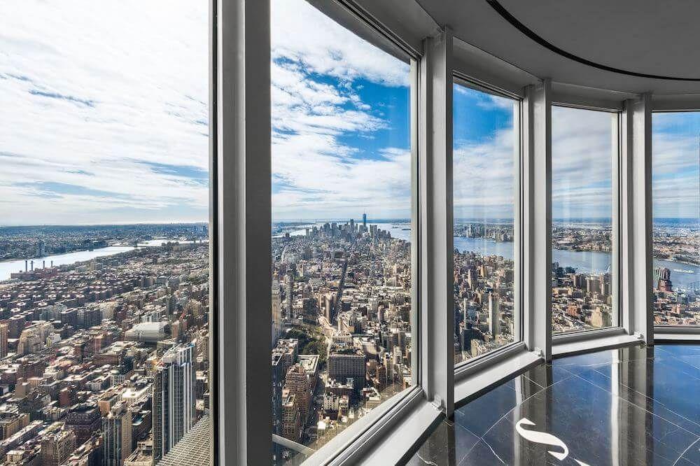 Vistas desde el nuevo mirador - Foto de esbnyc.com