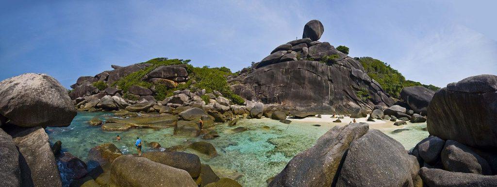Islas Similan - Foto de Rene Ehrhardt