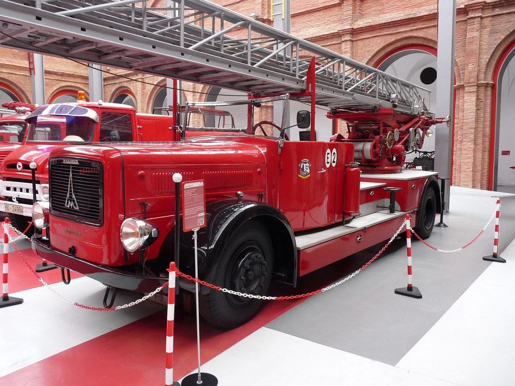Museo del Fuego y los bomberos - Foto de De ecelan