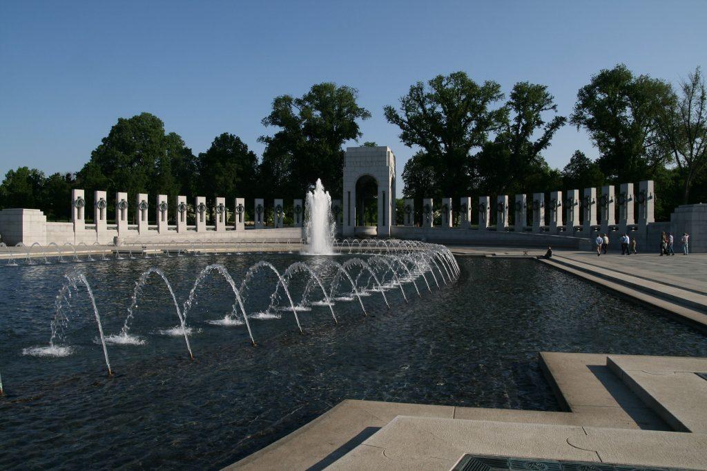 Memorial Nacional a la Segunda Guerra Mundial.