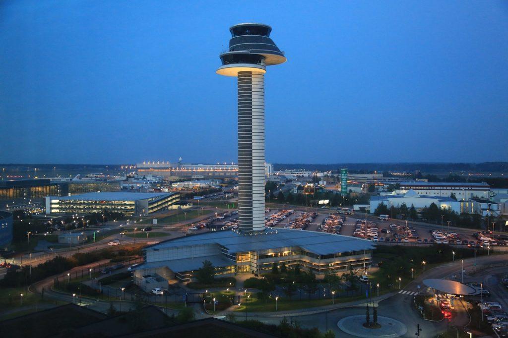Aeropuerto de Arlanda