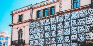 Arte urbano en Barcelona - Foto de Anastasia Dulgier