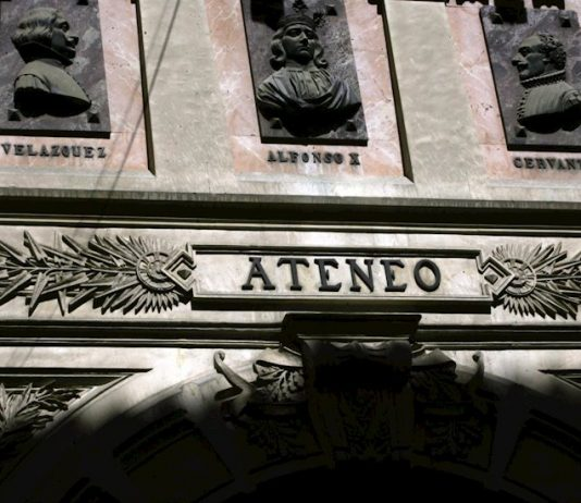 Ateneo de Madrid - Foto de Europa Press