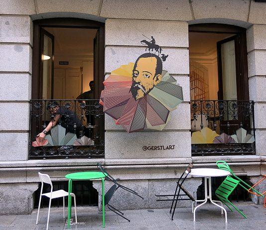 Barrio de las Letras de Madrid