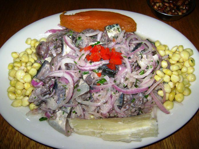 Ceviche, la estrella de la cocina peruana