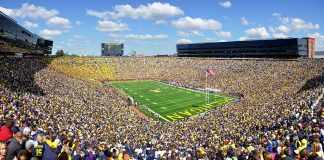 estadio michigan stadium