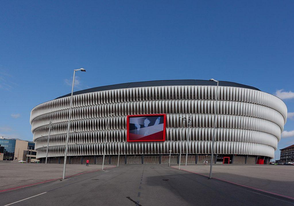 Estadio de San Mamés - Foto de Marco Almbauer