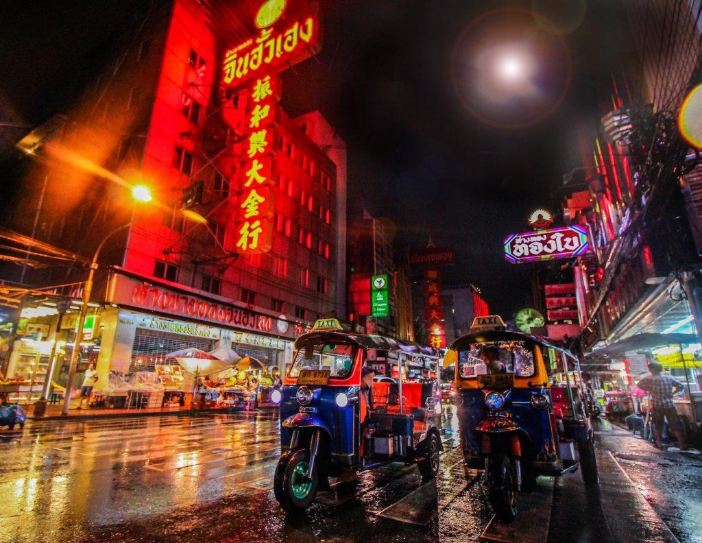 Bangkok - Foto de Florian Wehde
