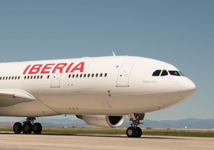 Iberia - Foto: Europa Press