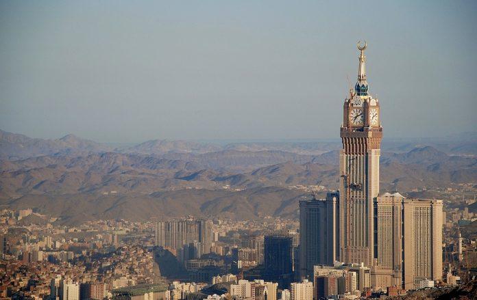 la meca arabia saudita