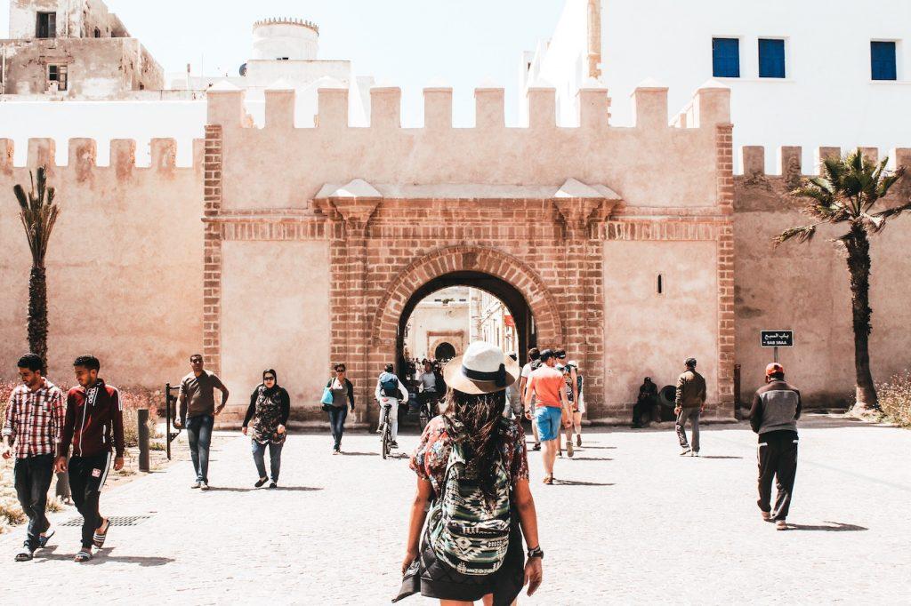 Essaouira - Foto de Louis Hansel