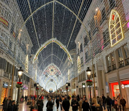 Iluminaciones navideñas