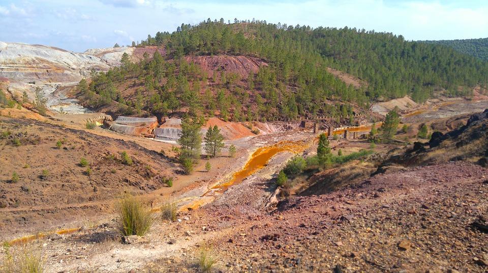 Cuenca de las Minas del Riotinto