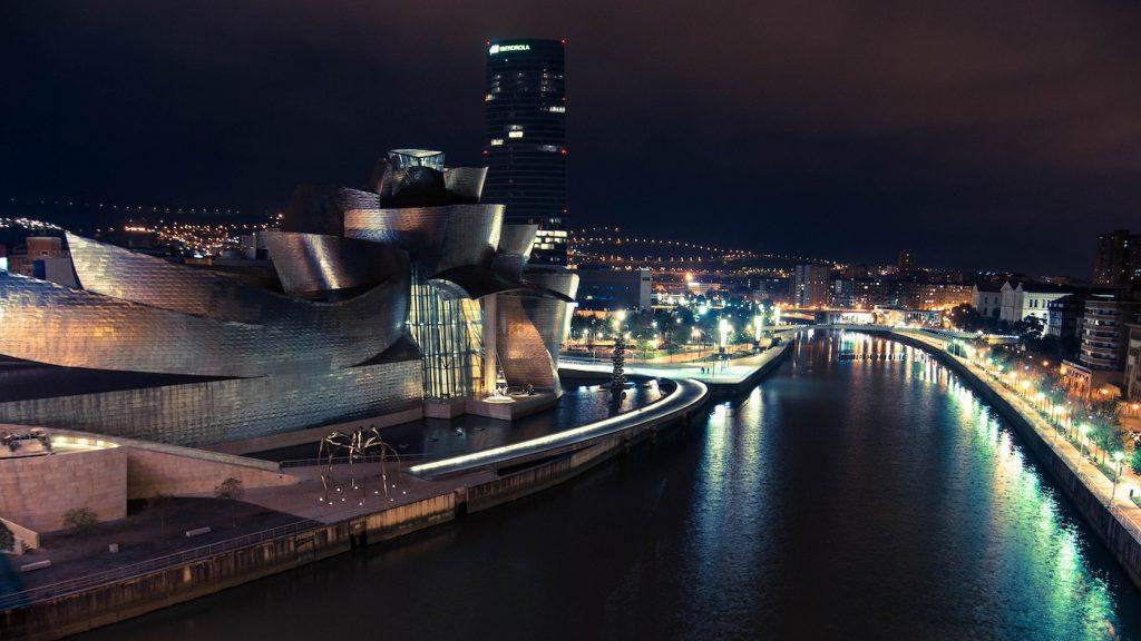 Ría de Bilbao - Foto de Niclas Dehmel