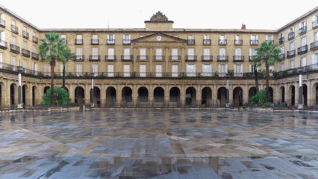 Plaza Nueva - Foto de Jose Luis Filpo Cabana