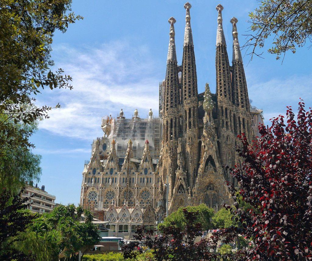 Visita la Sagrada Familia gratis