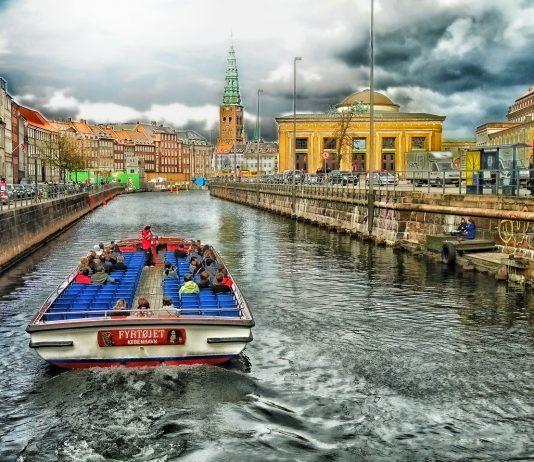 Transporte público en Copenhague