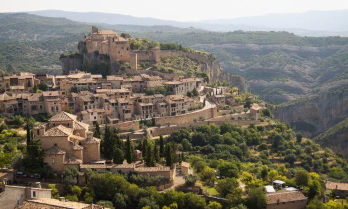 Alquézar - Pueblos más bonitos de Huesca