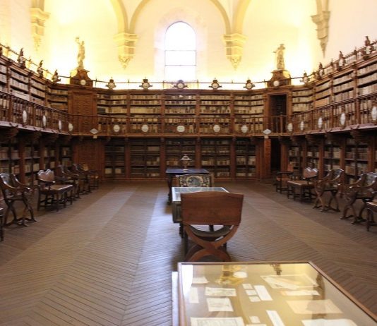 biblioteca universidad salamanca