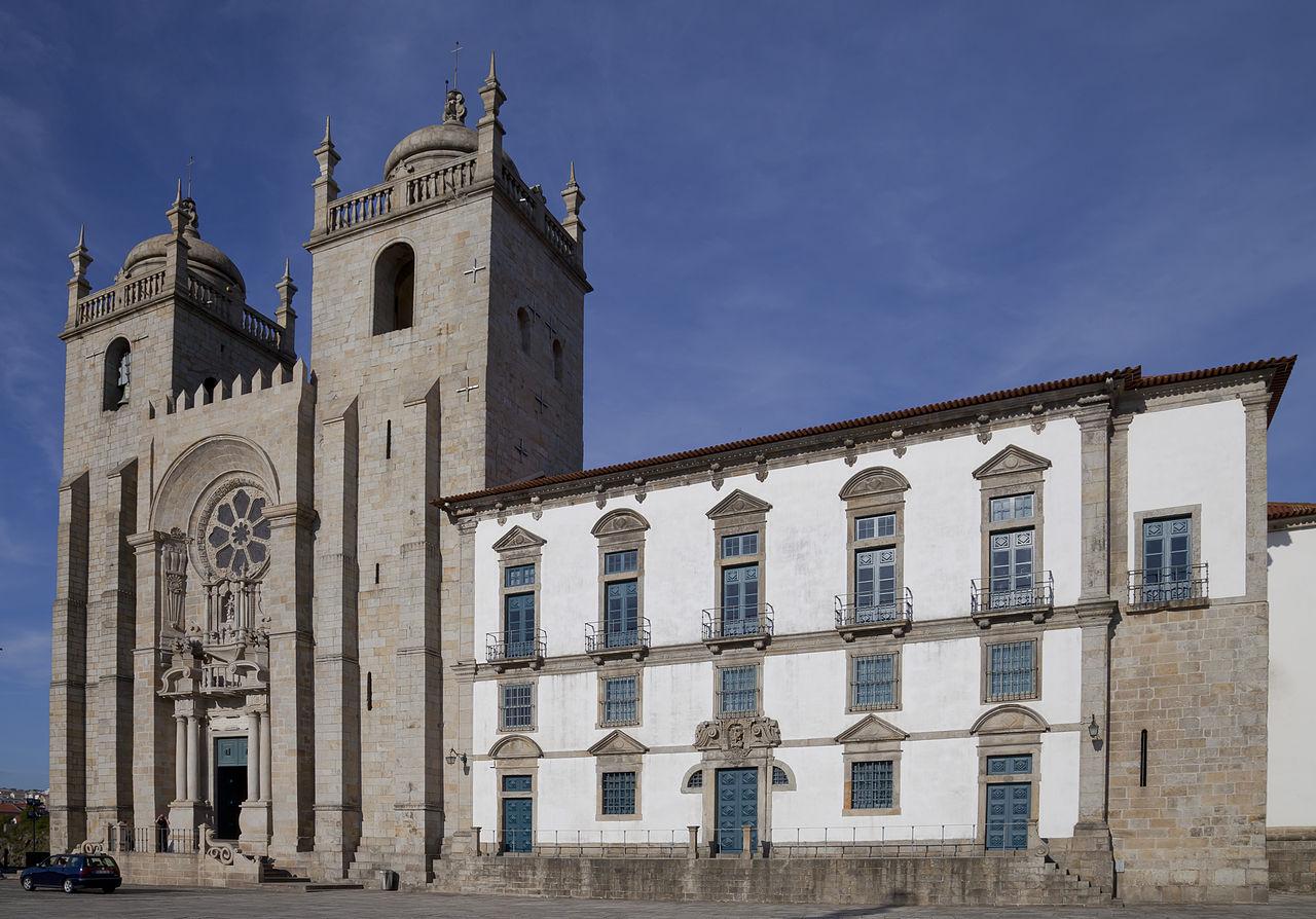 Catedral de Oporto.