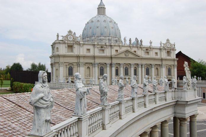 ciudad del vaticano paises pequenos