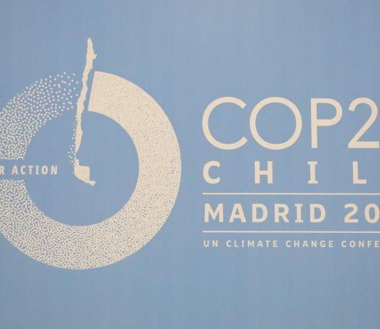 Cumbre Clima Madrid