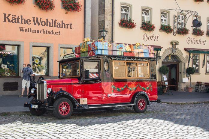 decoracion navidad rothenburg