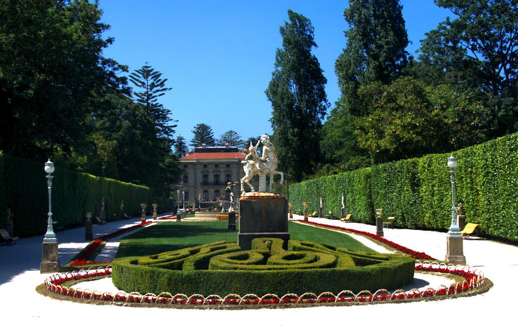 jardines del palacio selgas