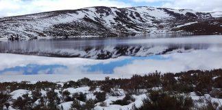 Laguna de los Peces.