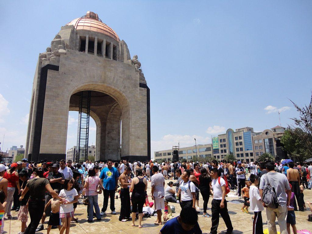 Monumento a la Revolución - Foto de Juan Carlos Fonseca