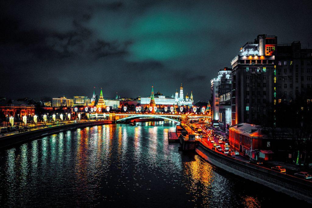Navidad en Moscú