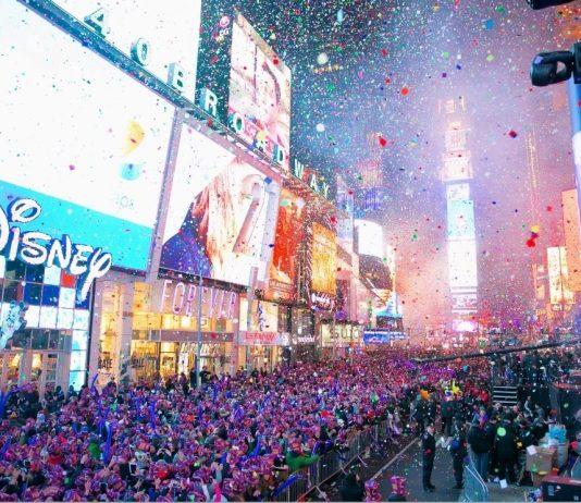 Nueva York Fin de Año