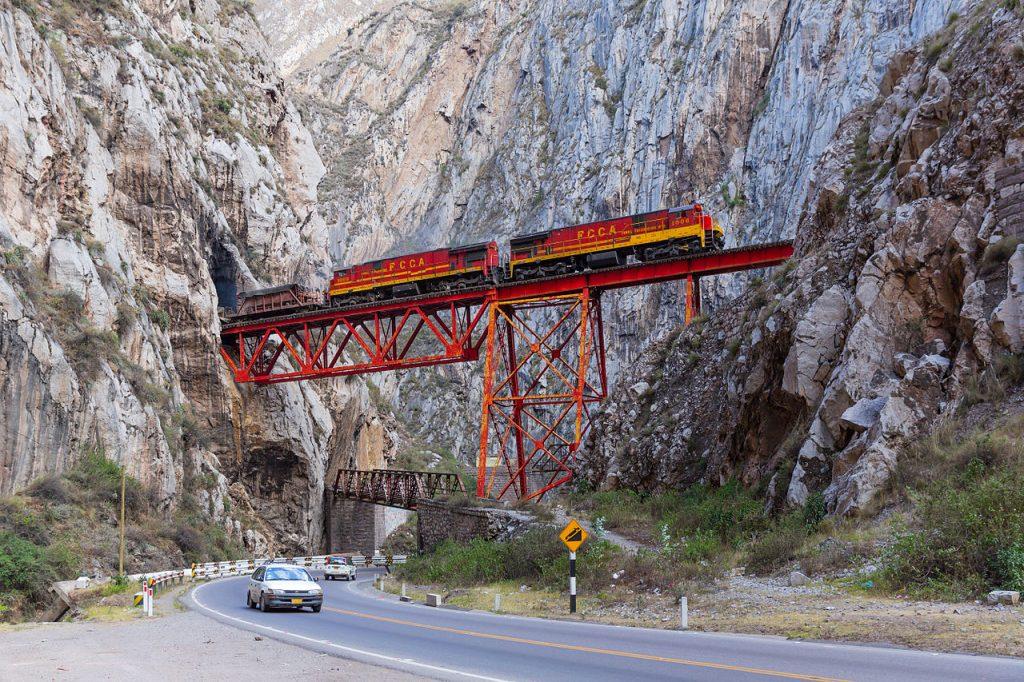 Cinco trenes imposibles que te darán mucho vértigo - Descubrir